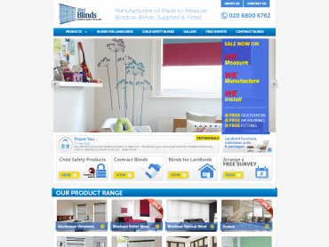 allied blinds website