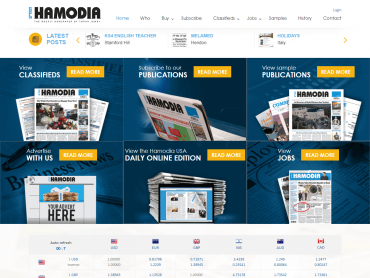 hamodia jewish news website