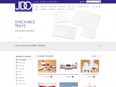 Jewellery Displays Online